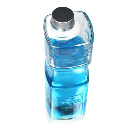 "1000ml bouteille verre clair ""Optima Juice"""
