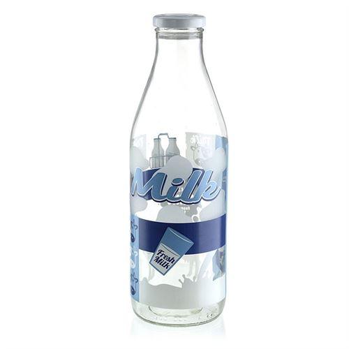 "1000ml Milchflasche ""Milki Milki"""