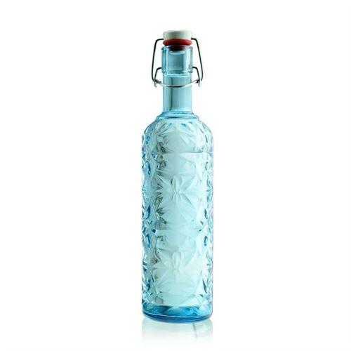 "1000ml bottiglia designer ""DeLuxe"", laguna"