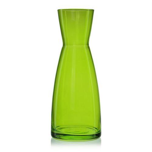 "1000ml carafe en verre ""Stefano verde"""