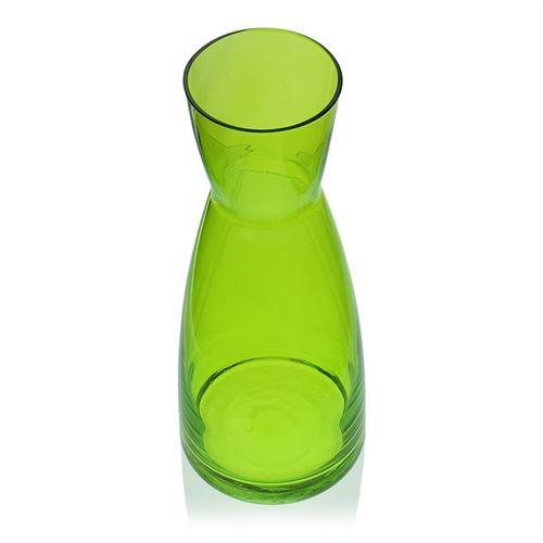 """1000ml glass carafe """"Stefano verde"""""""