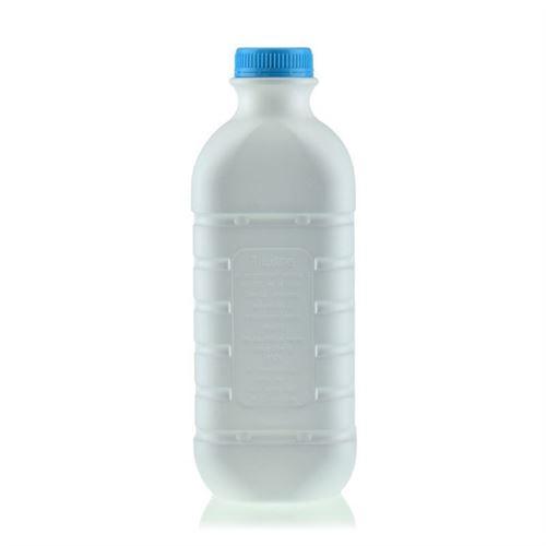 1000ml botella PEHD rectangular