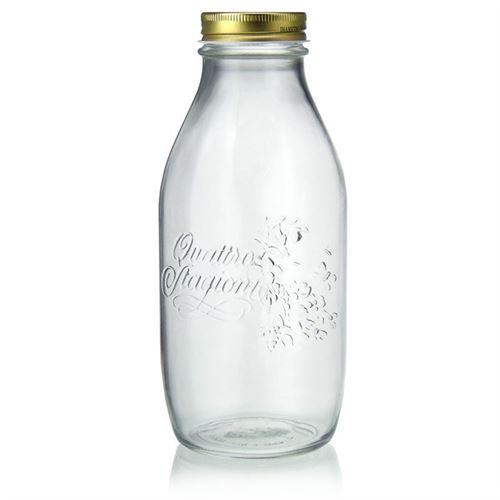 """1000ml Bottiglia universale a collo largo """"4Ever"""""""