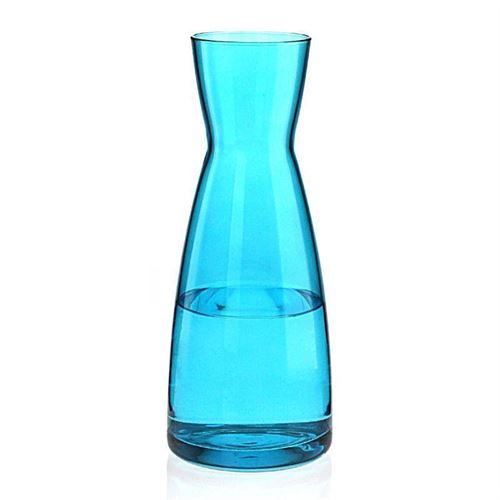 "1000ml Glaskaraffe ""Stefano blu"""