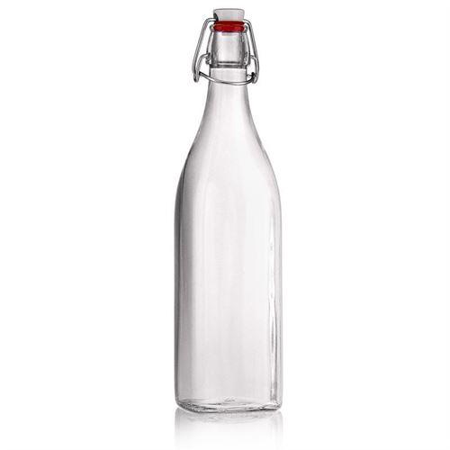 """1000ml botella con cierre de brida """"Jumper"""""""