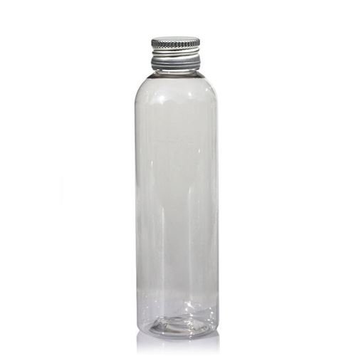 """1000ml bouteille PET """"Pegasus"""" bouchon fileté aluminium"""