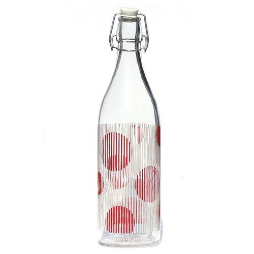"""1000ml bouteille fermeture mécanique """"Red Dynamit"""""""