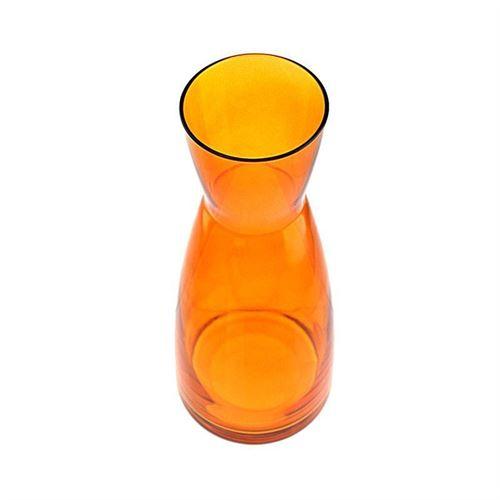 """1000ml carafe en verre """"Stefano arancio"""""""
