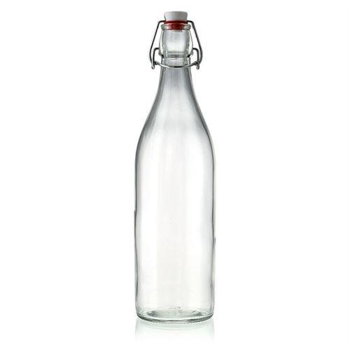 """1000ml flaske med patentlåg """"Milo"""""""