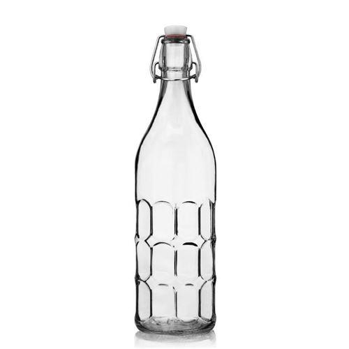 "1000ml flaske med patentlåg ""Rudi"""
