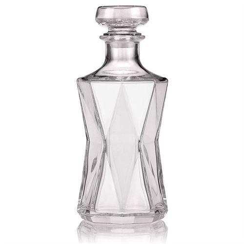 """1000ml whisky glazen karaf """"Relax"""""""
