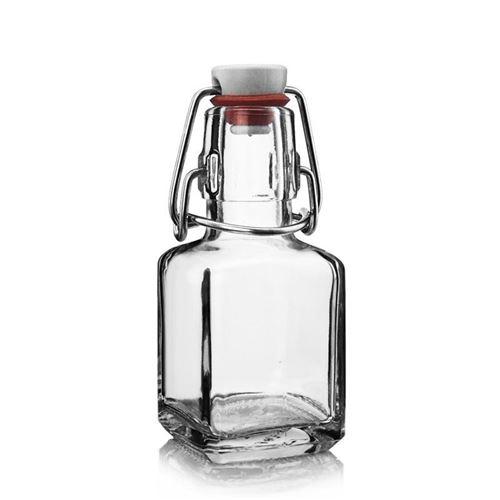 """100ml Bügelverschlussflasche """"Kubica"""""""