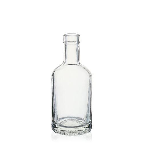 """100ml Klarglasflasche """"Linea Uno"""""""