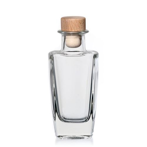 "100ml Klarglasflasche ""Sissi"""