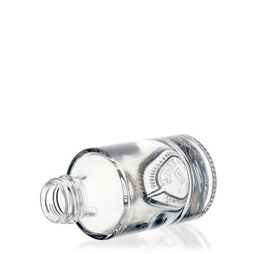 """100ml Klarglasflasche """"Aventura"""" mi GPI-Verschluss"""