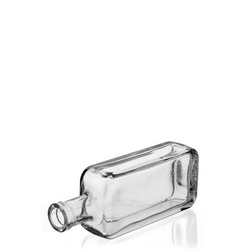 "100ml Klarglasflasche ""Nice"""