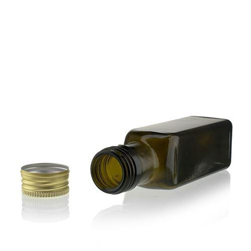 "100ml antikgrøn flaske ""Marasca"""
