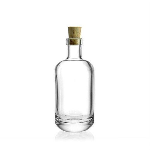 """100ml glazen fles clear """"Vienna"""""""