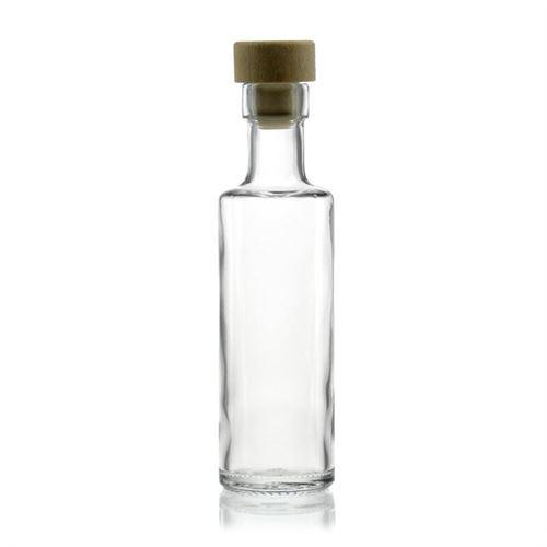 "100ml Klarglasflasche ""Cilindrica"""