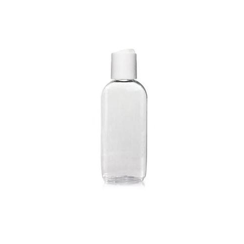 "100ml ovale Pet-Flasche ""Iris"" DiscTop"