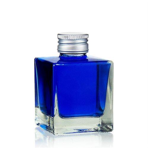 """100ml bottiglia con tappo a vite """"Cube"""""""