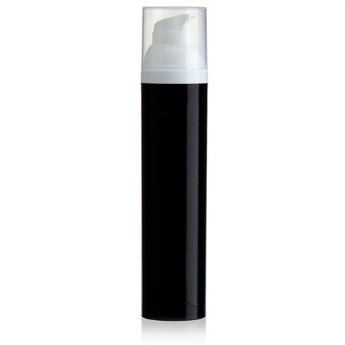 100ml Airless Dispenser black/white