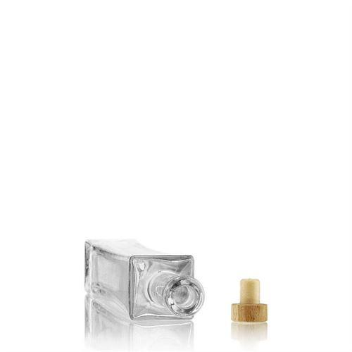 """100ml Bottiglia in vetro chiaro """"Koko"""""""