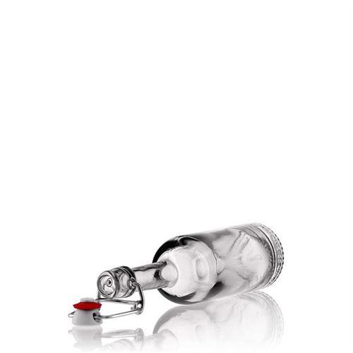"""100ml Klarglasflasche """"Opera"""" mit Bügelverschluss"""