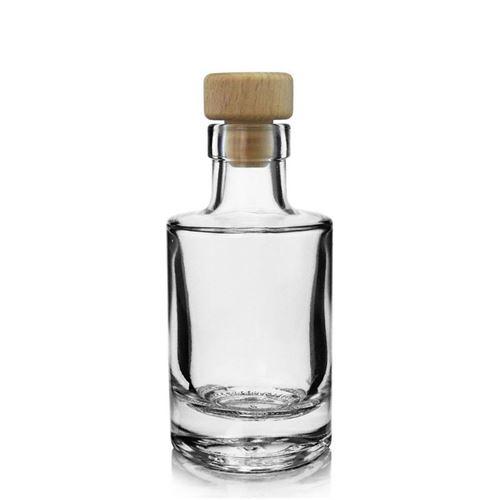 "100ml Klarglasflasche ""Aventura"""