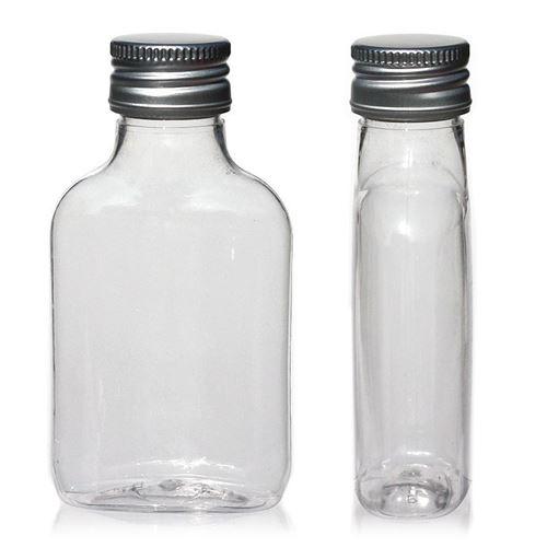 100ml bottiglia tascabile PET