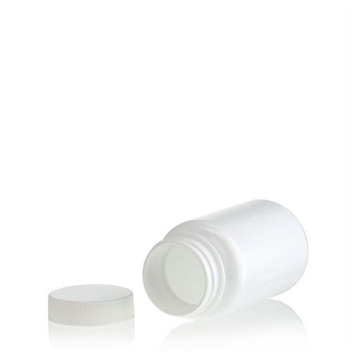 100ml PET-packer, hvid
