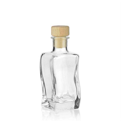 100ml Wellenflasche
