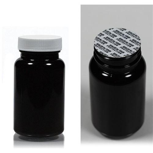"100ml botella PET ""Packer"" con cierre original"