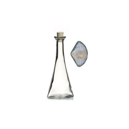 "100ml botella de vidrio transparente ""Veronica"""