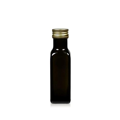 "100ml bouteille verre ""Marasca"""