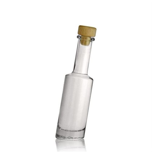 "100ml bouteille verre clair ""Bounty"""