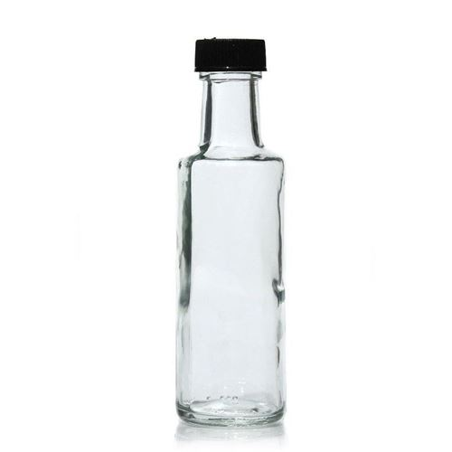 "100ml bouteille verre clair ""Ronda"""