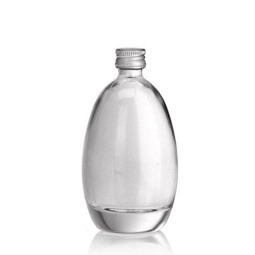 """100ml flaske i klart glas """"Æg"""""""
