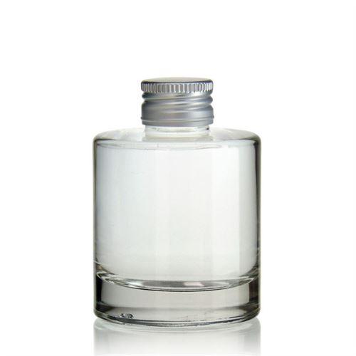 "100ml flaske i klart glas ""Flamenco"""