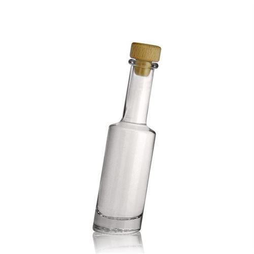 "100ml glazen fles clear ""Bounty"""