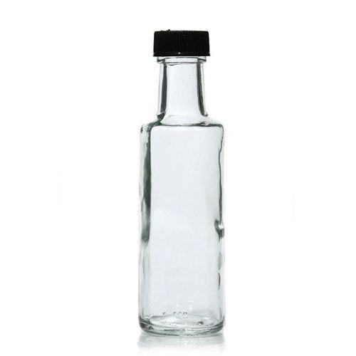 "100ml glazen fles clear ""Ronda"""