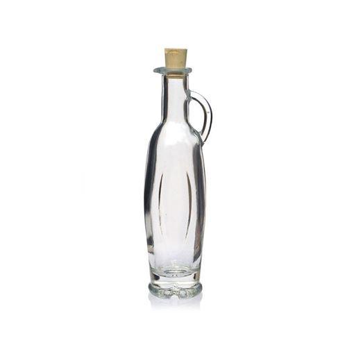 """100ml przezroczysta butelka na ocet i olej """"Eleganta"""""""