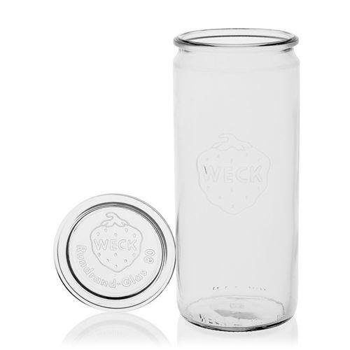 1040ml bocal WECK cylindre
