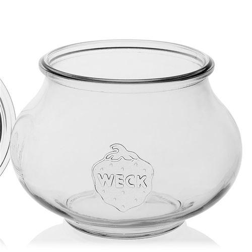 1062ml WECK Schmuckglas