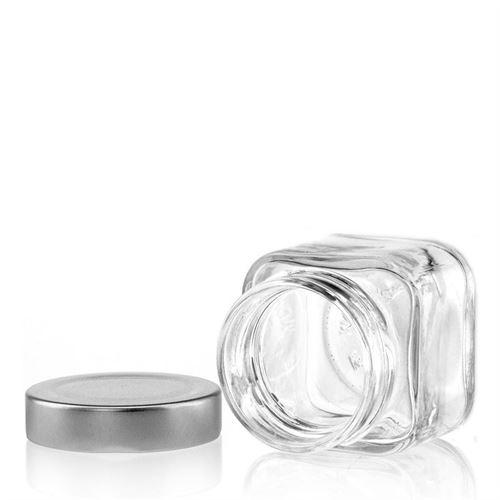 "106ml rectangular design jar ""Ikarus"""
