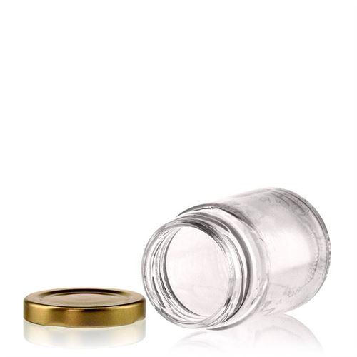 106ml ronde pot met Twist Off 48