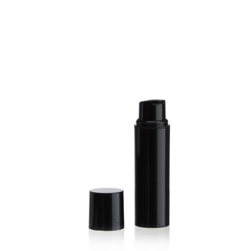 "10ml Airless Dispenser NANO ""Beautiful Black"""