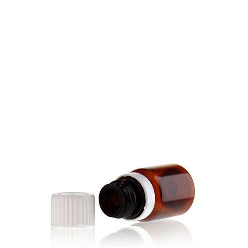 """10ml brun PET-flaska """"Easy Living"""" med originalförsegling"""