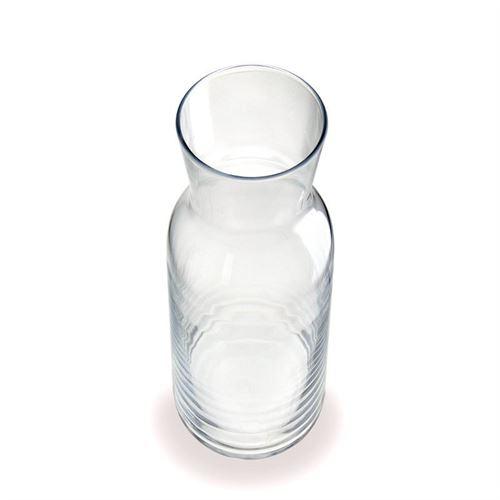 "1100ml klare Glaskaraffe ""Aqua Uno"""