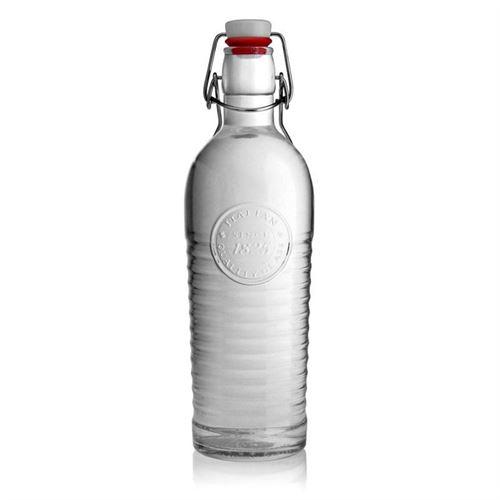 """1200ml botella con cierre de brida """"1825"""""""
